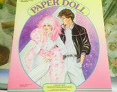 Jem Paper Doll Mattel Inc., 1986