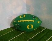 Miniature Oregon Ducks Football