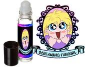 Screaming Fangirl Perfume Oil Rollerball