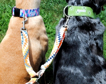 The Coupler Leash - with adjustable individual leashes!