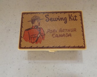 Sewing Kit Port Arthur Canada