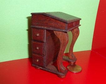 Miniature Captain Desk