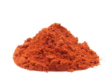 Paprika, Smoked -4oz- Ground Paprika Smoke Cured with Deep Rich Smoke Flavor Infused
