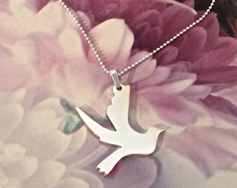 Love bird.... pendant