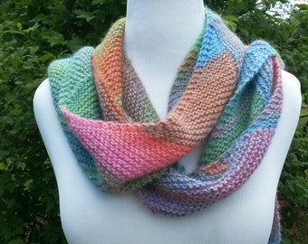 Directional Colors Scarf