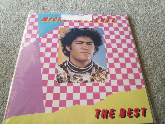 David Jones Personal Collection Record Album - Mickey(Micky) Dolentz(Dolenz) - The Best