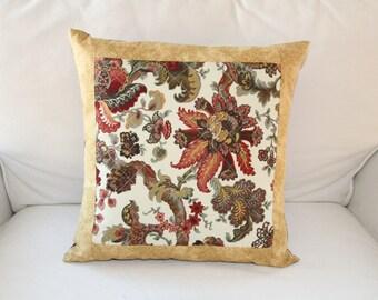 Jacobean Pillow