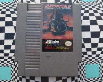Airwolf NES