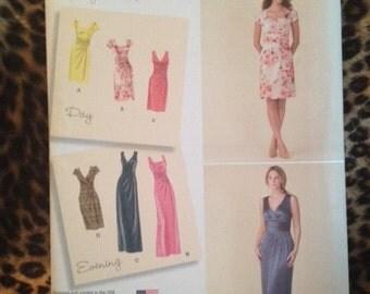Simplicity 1420 Dress Pattern