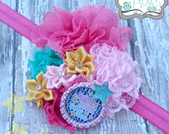 Twinkle Twinkle Little Star Headband