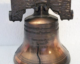 Brass Liberty Bell Replica