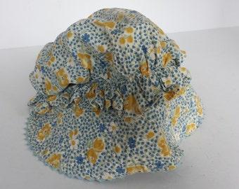 Sunbonnet Garden Hat
