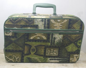 Childs luggage, small luggage, travel bag, brief case, vintage travel