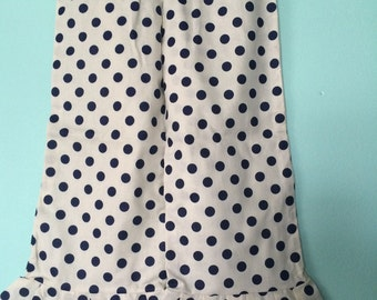 Girls 4t Polka Dot Ruffle Pants