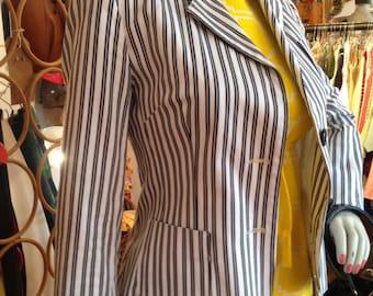 FAB Striped Jacket MOD