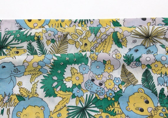 Vintage Mothercare Cotbed Toddler Bed Duvet Cover By