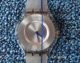 Swatch Swiss BLUE TECHNOLOGY OVERLOAD
