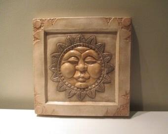 Chubby Cheeks Sun Tile