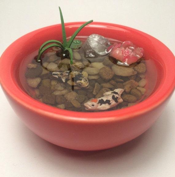 Resin koi fish pond for Resin koi fish