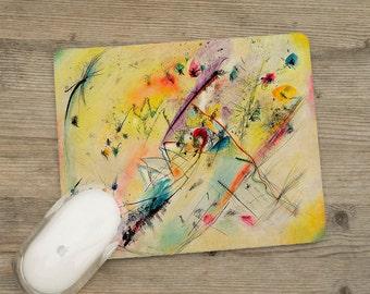 Mousemat - Pad - Kandinsky - art - abstract