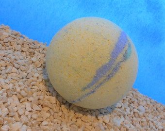 Tropical Bubble Bath Bomb