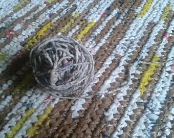 NARN newspaper yarn 10 yards