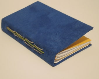 Blue Suede Journal