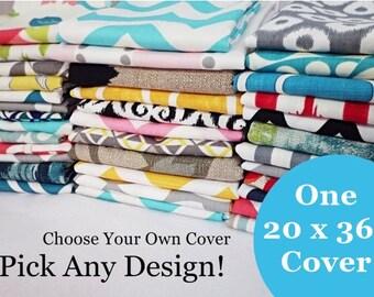 20 x 36 Pillow Cover - King Size Pillow Sham - Pillow Case - King Size Pillow Cover - Bed Pillow Cover - Decorative Pillow - King Pillows