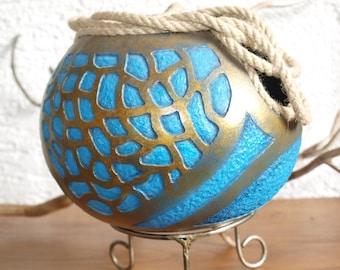 Gourd Vase , Ships Free