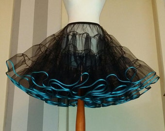 2-layer petticoat, color choice