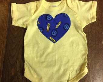 New Holland Tractor Baby Infant Onesie Love !!!
