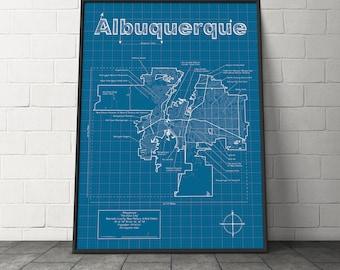 Blueprint Wall Art blueprint | etsy