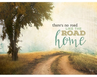 MA1154 - The Road Home - 24 x 18