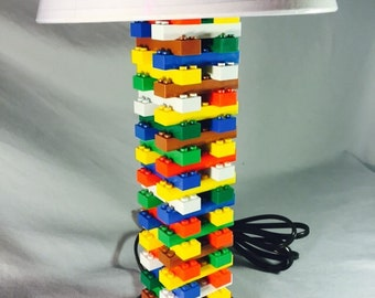 LEGO® Lamp - Multicolored Rainbow 3.0