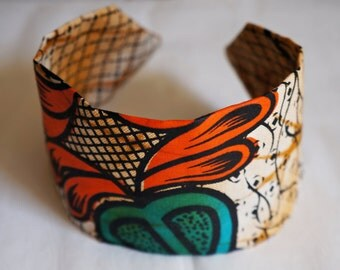 Wide African Print Cotton Headband/Head Band/Everyday Casual/Choose Your Color/Colorful Ethnic Prints