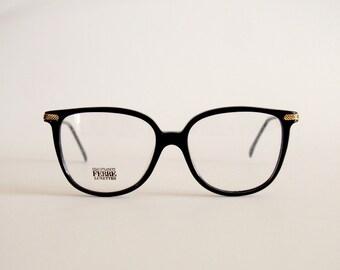 Vintage Eye glasses frames Gianfranco Ferrè mod. GFF 71 Nerd Hipster Made in Italy.NOS