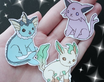 Eeveelutions stickers
