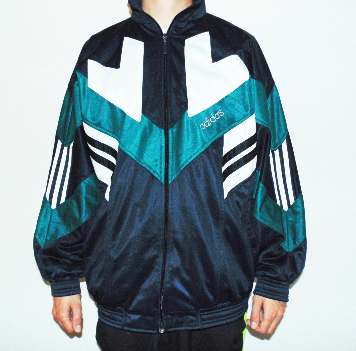 veste survetement adidas vintage