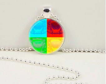Punch Buggy Pendant
