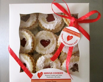 Delicious Austrian Linzer Tart Cookies for the Ultimate Cookie Lover