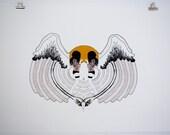 Silkscreen Fine Art Print...
