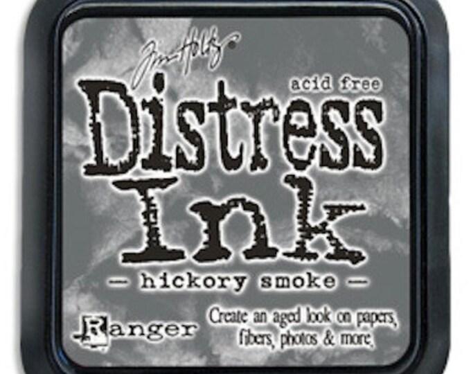 Tim Holtz Distress Ink Pad - Hickory Smoke - June 2015