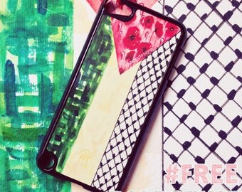 Palestine Smartphone Case - iPhone - Android - Handmade in UK