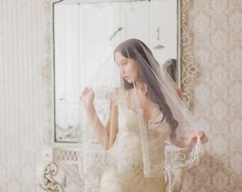Bridal Veil - Art Deco