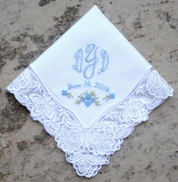 Lace Portrait Ladder Handkerchief For the by ...