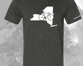 New York Bicycle T Shirt