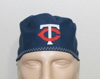 Scrub hat/Ttwins