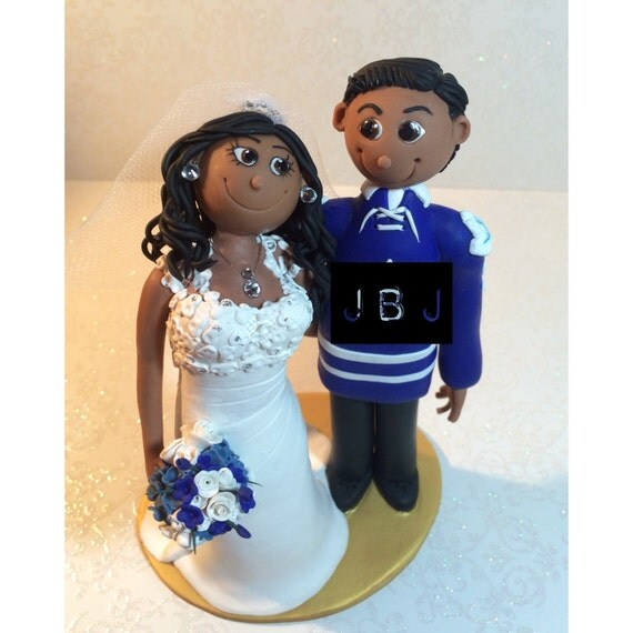 Items Similar To DEPOSIT Asian Custom Wedding Cake Topper Personalized Bride And Groom Toronto