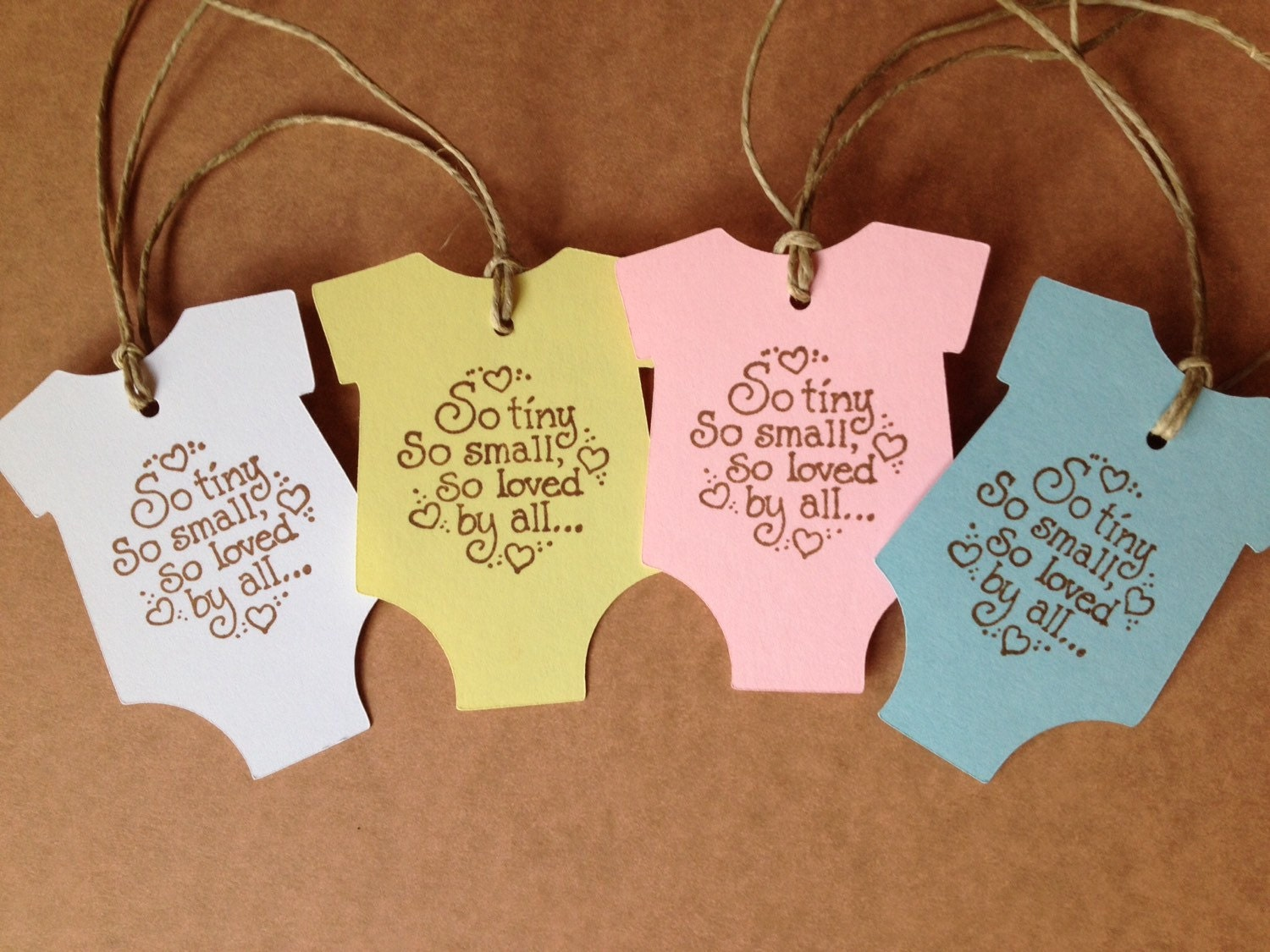 Baby shower tags baby shower favors baby body suit tags baby shower baby one piece thank you for Shower favor tag