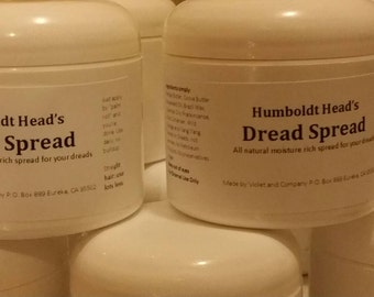 Dreadlock Moisturizing Butter-Humboldt Head Dread Spread-VEGAN